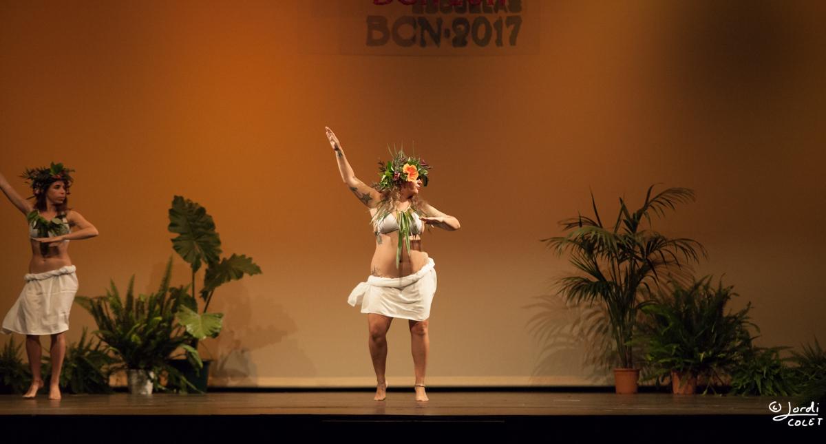 danses de la polinesia
